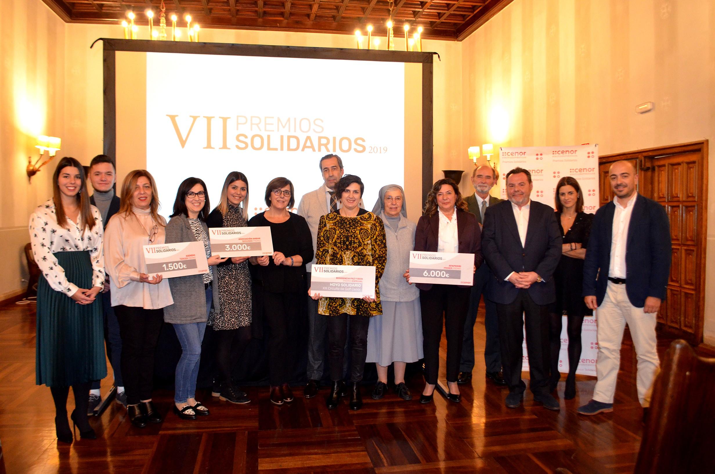 Premiados VII Premios Solidarios Cenor 2019.jpg